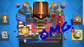 HOW TO GET TO THE LEGENDARY ARENA | CLASH ROYALE!