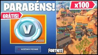 FORTNITE-V-BUCKS CHAMPIONSHIP and 100 PLAYERS are FIRED from PANDORA!