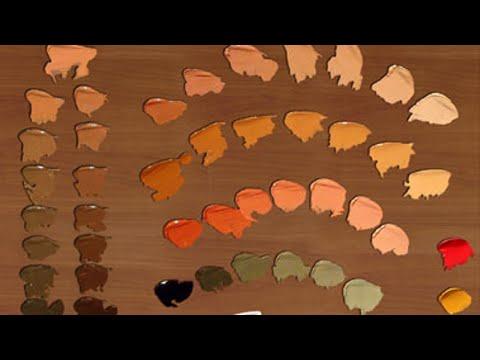 - Colores de pinturas ...