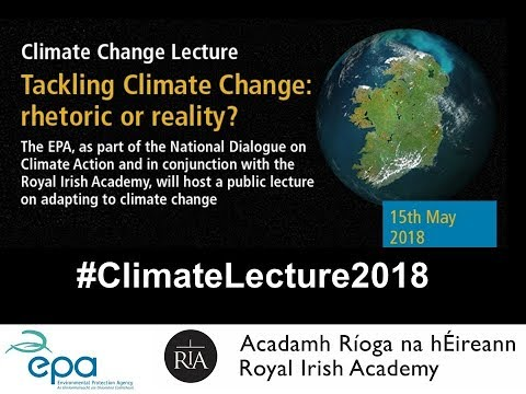 Tackling Climate Change: rhetoric or reality?