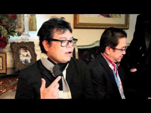 The Singing Lawyers: Kadri, Tony Wenas, Once Mekel - You Take My Breath Away (Queen)