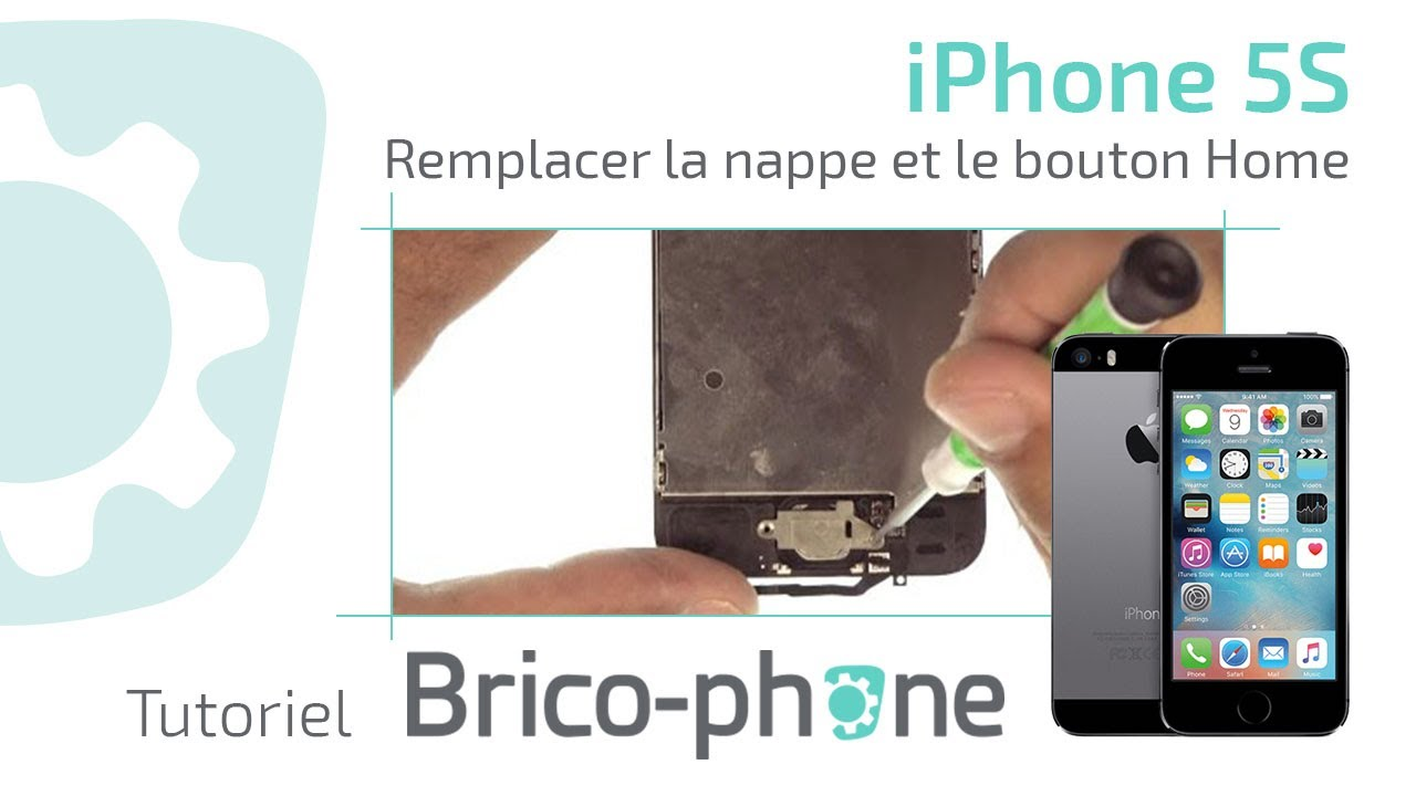 Iphone S Bouton Home