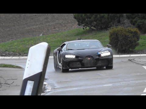 Bugatti Chiron - Super Sport 300+ / Pur Sport - Facelift - Curious Styling Cues - Stuttgart