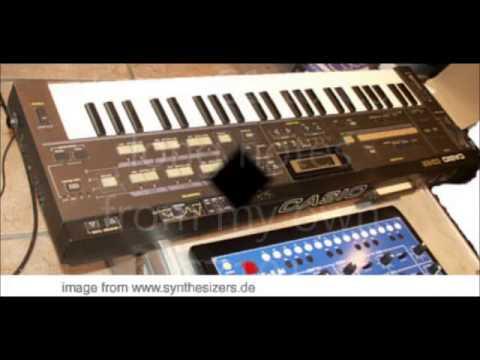 Casio cz101 classic dance organ sound youtube for Classic house organ sound