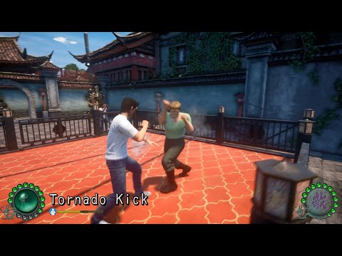 Shenmue 3 Fights Gameplay - Fist of Fury |