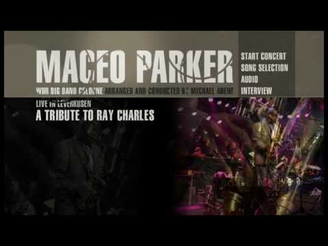 Maceo Parker Live In Leverkusen with WDR Big Band