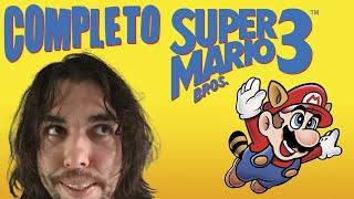 SUPER MARIO BROS 3   JUEGO COMPLETO