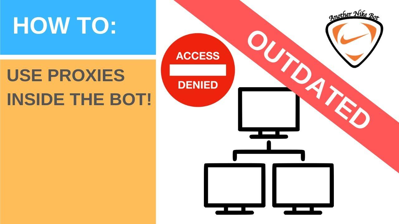Proxy network online