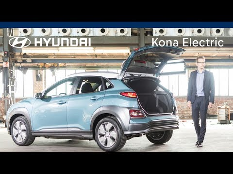 All-New Hyundai Kona Electric – Product Walkaround Review