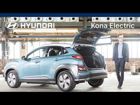 All New Hyundai Kona Electric Product Walkaround Review