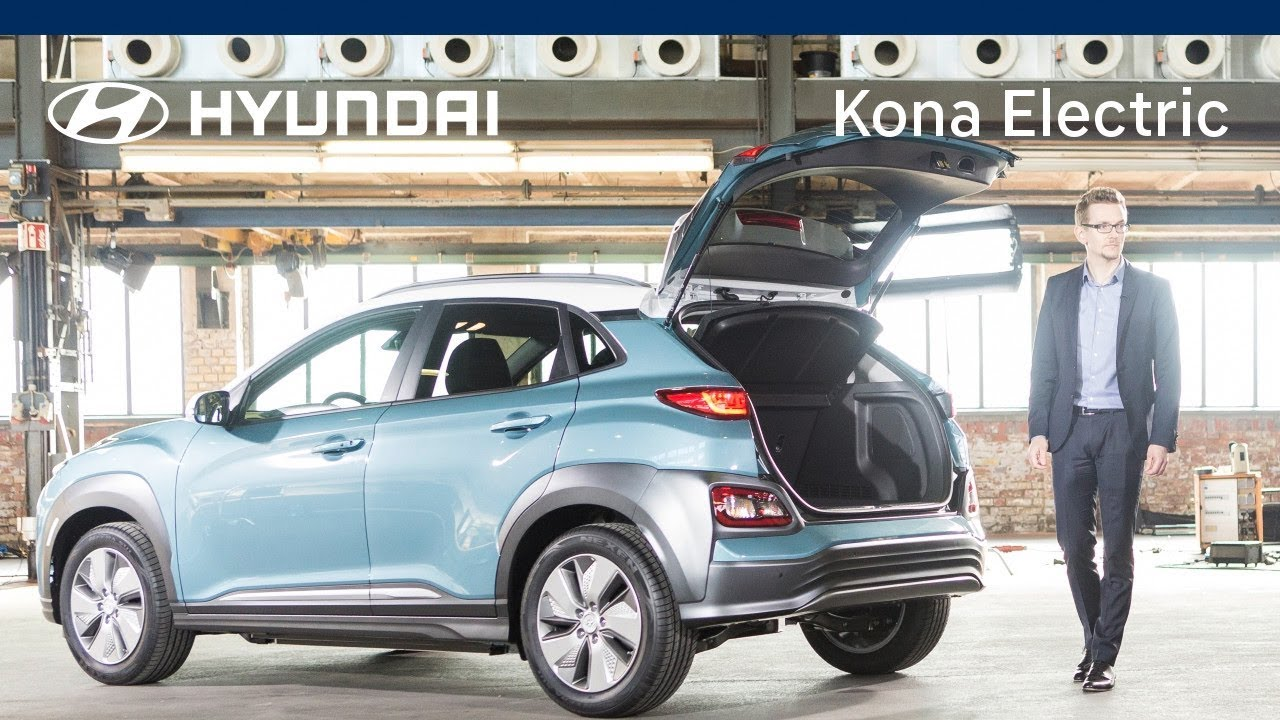 All New Hyundai Kona Electric Product Walkaround Review
