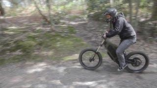 Gizmodo Aussie Adventure Rides: Stealth Bikes
