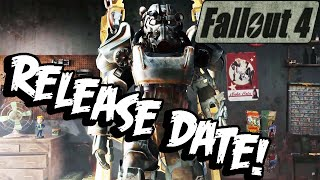 Fallout 4: Release Date Leaked By Gamestop!? Linked With The Great War!