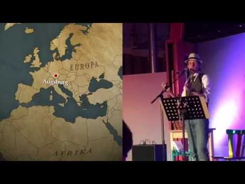 Xumbalu - concert opener in Augsburg, Germany: Martin Schlögl & his musical journey 'round the world