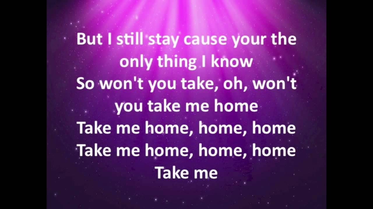 Take Me Home Cash Cash Ft Bebe Rexha Lyrics Youtube