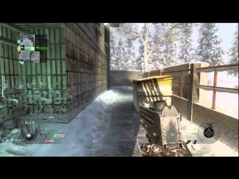 Black Ops Mac 11 Gameplay |
