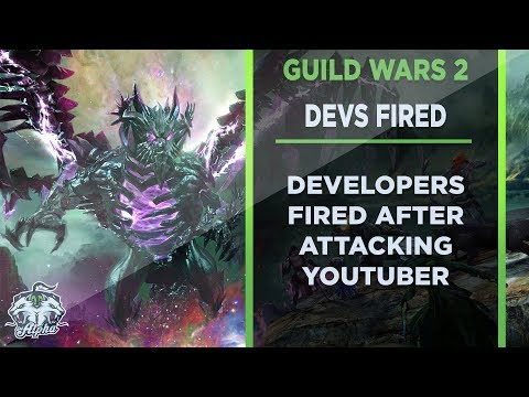 Guild Wars 2 Devs fired by ArenaNet after attacking YouTuber thumbnail