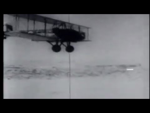 HISTORY OF THE AIR FORCE, 1931-1941 (1940s Air Force Film