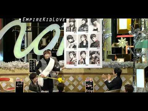 [ENG] Kwanghee Introducing : ZE:A !!!!!!!!!