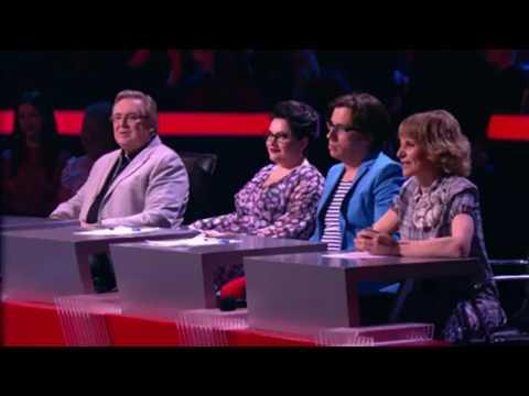 Людмила Артемьева (Один в Один 3 сезон 12 выпуск)