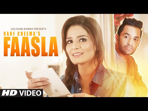 Harf Cheema: Faasla Full Video Song | Nawaab Singh | Latest Punjabi Song | T-Series Apnapunjab