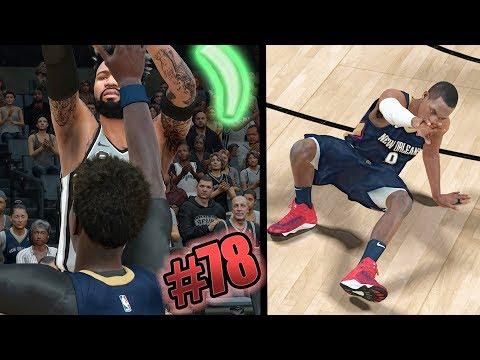 DEADLIEST JUMPSHOT 3.0 PERFECT GREEN RELEASES! Brutal Ankle Breakers + Lobs! NBA 2k18 MyCAREER Ep.78