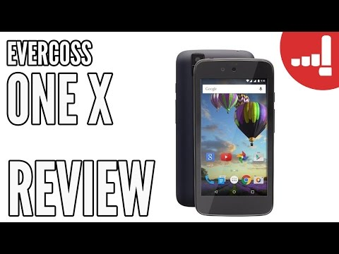 Evercoss One X Android One Lollipop 5.1 Review
