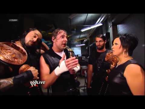 Dean Ambrose Funny Moments