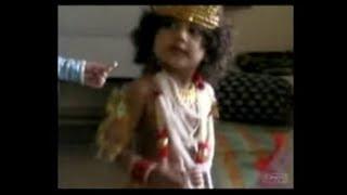 Our little Krishna- Dil Hai Chhota sa-Palak-The Golden Notes