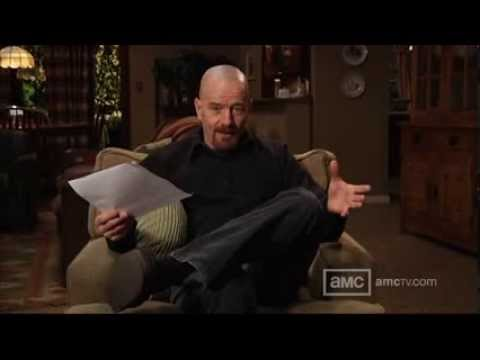 Breaking Bad: Bryan Cranston Q&A