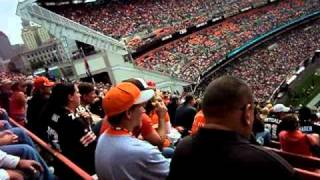 Cleveland Browns - Dawg Pound vs. Kansas City Chiefs (2)