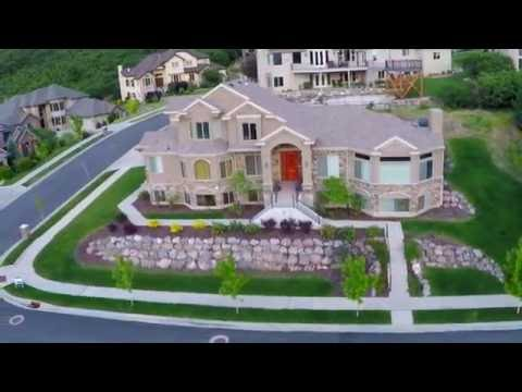 Luxury Home for Sale in Draper, Utah - Dan Crawley Real Estate Team