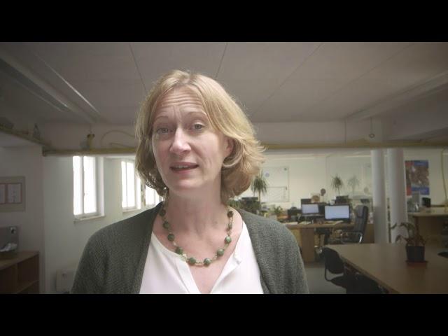 Kerstin Andreae im Haus des Engagements