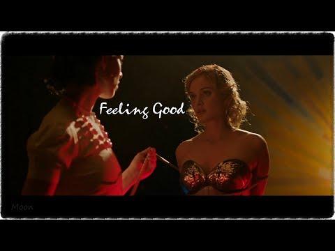 Download Youtube: Elizabeth & Olive - Feeling Good ᴴᴰ