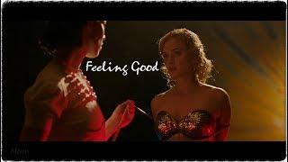 Elizabeth & Olive - Feeling Good ᴴᴰ