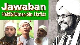 Download Video HABIB UMAR BIN HAFIDZ MENJAWAB CERAMAH TASAWUF USTADZ  BASALAMAH, BADRUSSALAM, DAN  ABDAT MP3 3GP MP4
