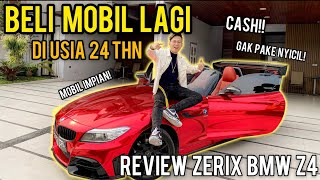 AKHIRNYA KEBELI MOBIL IMPIAN 2 PINTU! (REVIEW BMW Z4 - FULL MODIF)