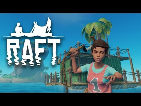LOST AT SEA! - Raft - #1