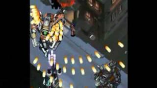 Gunbird 2 (Dreamcast) Gameplay