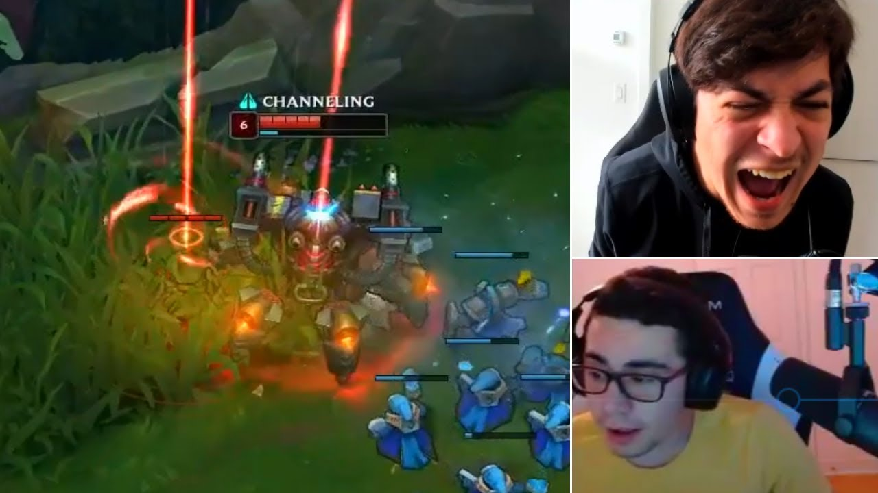 When Korean Casters First time Saw this kind of Fail in Worlds | Voyboy Opens up | Tyler1 | LoL