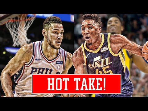 BEN SIMMONS on Difference Between himself and DONOVAN MITCHELL! Does this make him BETTER?  NBA News