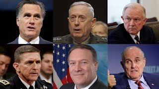 Neocons, War Criminals & White Nationalists: Jeremy Scahill on Trump's Incoming Advisers & Cabinet