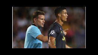 HIGHLIGHTS FC Valencia gegen JUVENTUS: Ronaldos Platzverweis und alle Tore im Video