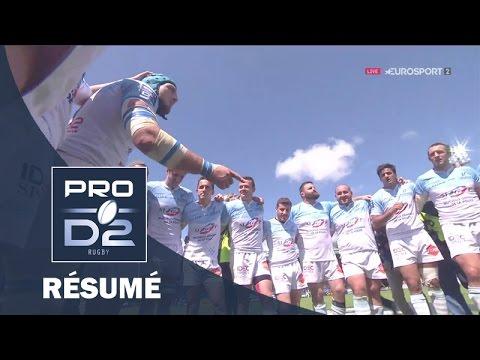 PRO D2 - Résumé Bayonne-Colomiers: 28-16 - Demi-finale - Saison 2015/2016