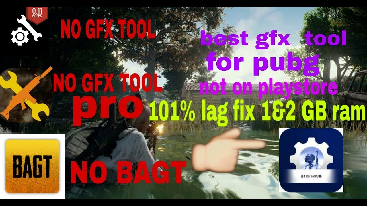 Gfx Tool Pubg Mobile