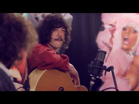 Sticky Fingers - Liquorlip Loaded Gun Acoustic (Live) 2014 TV Performance