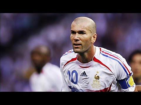 Zinédine Zidane - Never Forget You | HD