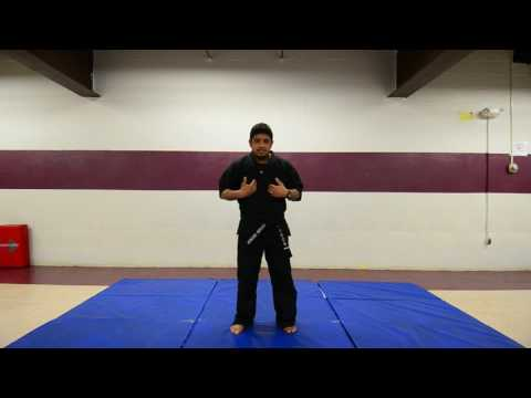 How to Learn Karate (Footwork + Definitions)