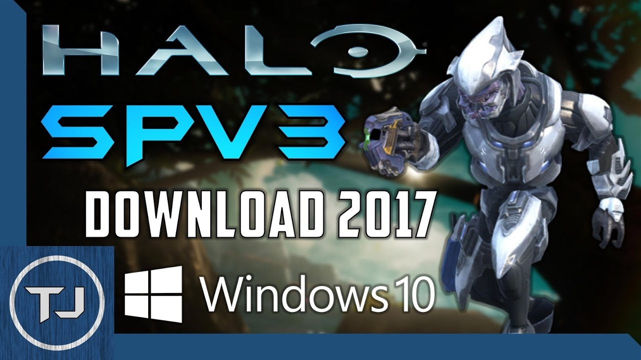 Download & Install HALO Custom Edition SPV3 (Campaign + Multiplayer) 2017  Tutorial!