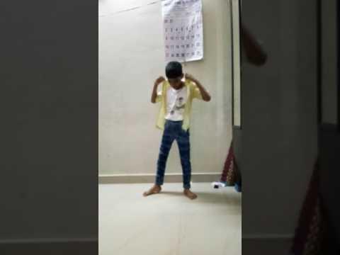 Sanjay Dance - Bairavaa... Varalam Varalam Vaa